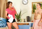 June Summers & Trent Soluri in My Friends Hot Mom - Sex Position 1