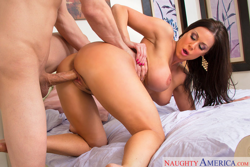 Porn star Kendra Lust having sex