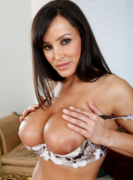 Lisa Ann & Ryan Driller in My Friends Hot Mom - Centerfold