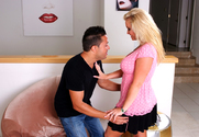 Maya Divine & Pike Nelson in My Friend's Hot Mom story pic