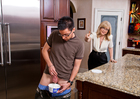 Nina Hartley & Dane Cross in My Friend's Hot Mom - Sex Position 1