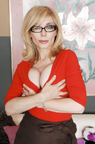 Nina Hartley starring in Friend's Momporn videos with American and Anal