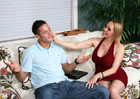Raquel Sieb & Danny Mountain in My Friends Hot Mom - Sex Position 1