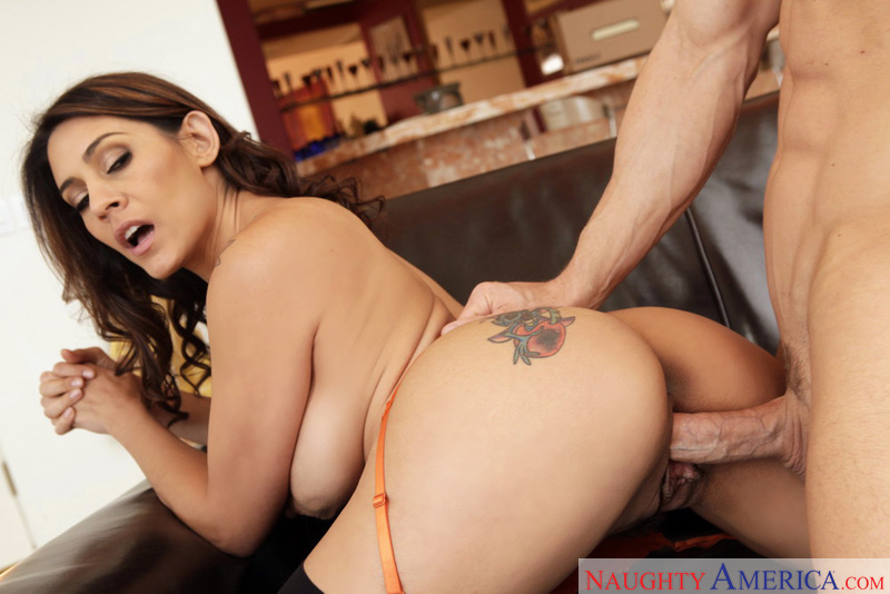 Porn star Raylene having sex