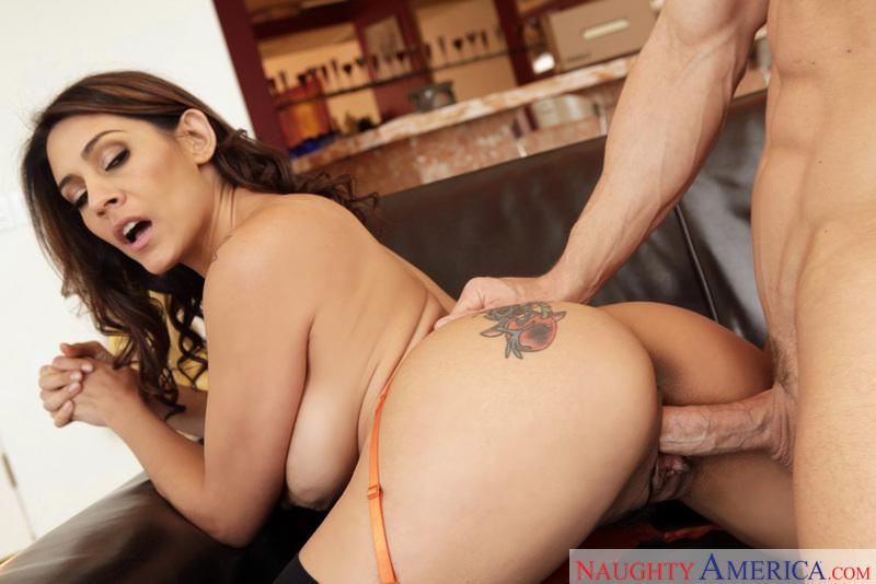 Porn star Raylene having sex
