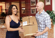 Raylene & Johnny Sins in My Friends Hot Mom - Sex Position 1