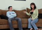 Sandy Beach & Alan in My Friends Hot Mom - Sex Position 1