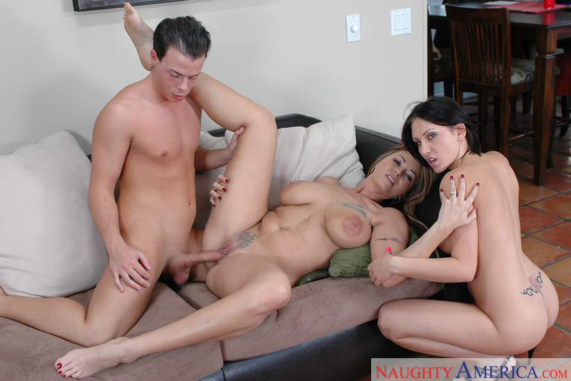 Mindy maine threesome