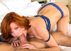 Veronica Avluv & Alan Stafford in My Friends Hot Mom - Centerfold