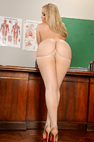 Alexis Texas & Damon Dice in My First Sex Teacher - Damon fucks his college professor for a passing grade