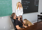 Alyssa Cole & Briana Banks - Sex Position 1