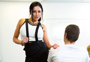 Audrey Bitoni & Xander Corvus in My First Sex Teacher - Sex Position 2