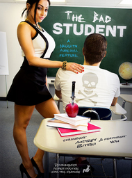 Audrey Bitoni & Xander Corvus in My First Sex Teacher - Centerfold