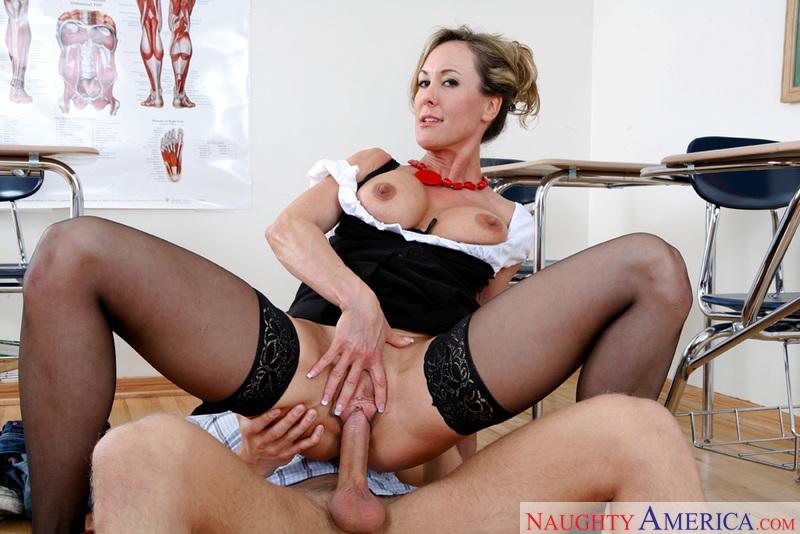 порно училка в чулках и ученик