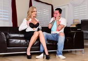 Brandi Love & Ike Diezel in My First Sex Teacher - Sex Position 1
