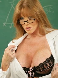 Darla Crane & James Deen in My First Sex Teacher - Centerfold