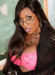 Diamond Jackson & Kris Slater in My First Sex Teacher - Centerfold