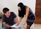 India Summer & Tim Cannon in My First Sex Teacher - Sex Position 1