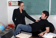 Katrina Isis & Tommy Pistol in My First Sex Teacher