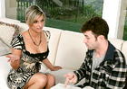 Klarisa Leone & James Deen in My First Sex Teacher - Sex Position 1