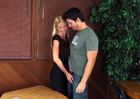 Leah Lust & Aaron Wilcoxxx in My First Sex Teacher - Sex Position 1