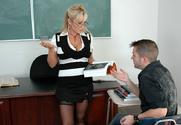 Milan in My First Sex Teacher