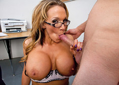 Nikki Sexx & Danny Wylde in My First Sex Teacher - Centerfold