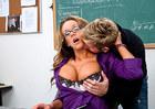 Nikki Sexx & Danny Wylde in My First Sex Teacher - Sex Position 1