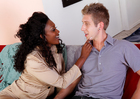 Nyomi Banxxx & Danny Wylde in My First Sex Teacher - Sex Position 1