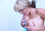 & Allison Kilgore in My First Sex Teacher - Sex Position 1