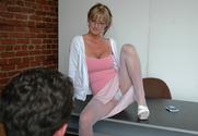 Allison Kilgore & James Deen in My First Sex Teacher story pic