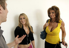 Deauxma & Danny Wylde in My Girlfriend's Busty Friend - Sex Position 1