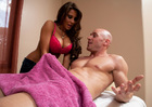 Madison Ivy & Johnny Sins in My Girlfriend's Busty Friend - Sex Position 1