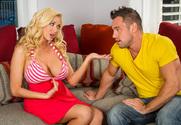 Summer Brielle & Johnny Castle in My Girlfriend's Busty Friend - Sex Position 1