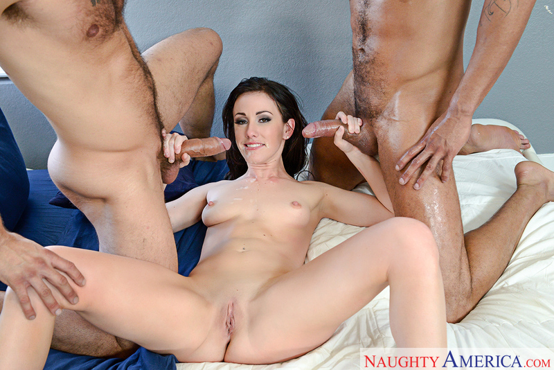 Naughtyamerica – Jennifer White & Danny Mountain in My Girl Loves Anal