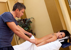 Asa Akira & Mick Blue in My Naughty Massage - Sex Position 1