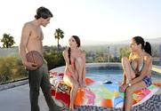 Kiera Winters & Tyler Nixon in My Sister's Hot Friend
