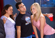 Alexis Texas & Mikey Butders in My Sisters Hot Friend - Sex Position 1