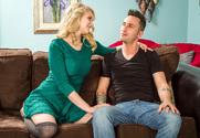 Alli Rae & Ike Diezel in My Sisters Hot Friend - Sex Position 1