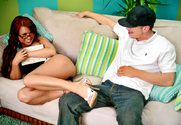 Eva Angelina & Alex Gonz in My Sisters Hot Friend - Sex Position 1