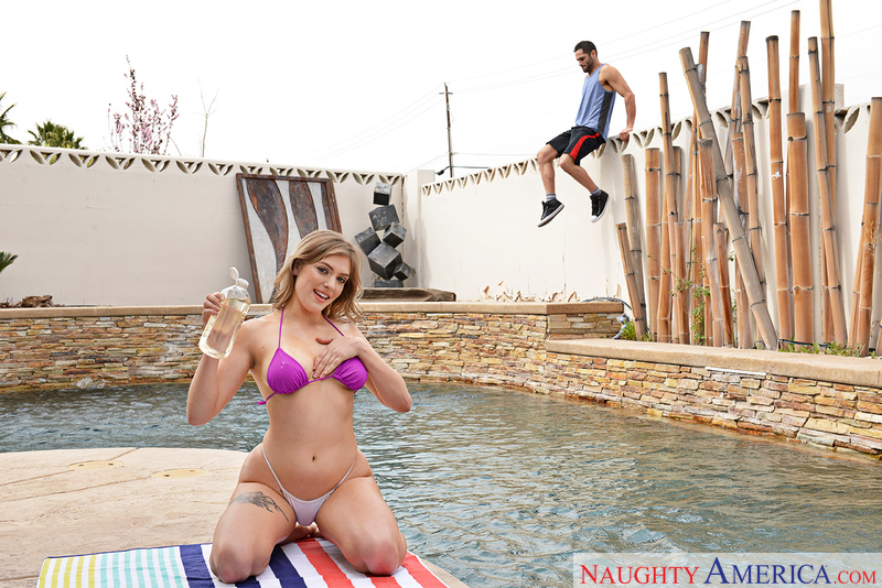 Naughtyamerica – GISELLE PALMER & DAMON DICE Site: My Sister's Hot Friend