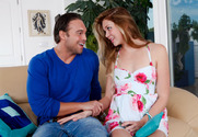Jessie Andrews & Rocco Reed in My Sister's Hot Friend