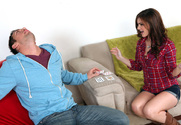 Lily Carter & Johnny Castle in My Sister's Hot Friend - Sex Position 1