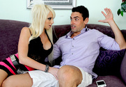 Rikki Six & Ryan Driller in My Sisters Hot Friend - Sex Position 1