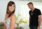 Riley Reid & Bill Bailey in My Sisters Hot Friend - Sex Position 1