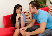 Tiffany Brookes & Johnny Castle in My Sisters Hot Friend - Sex Position 1