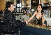 Victoria Sin & James Deen in My Sisters Hot Friend - Sex Position 1