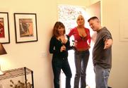 Ava Devine & Puma Swede & Chris Cannon in My Wife's Hot Friend
