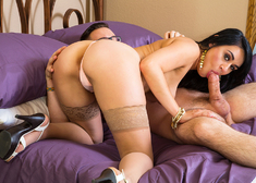 Charley Chase & Dane Cross in My Wife's Hot Friend - Centerfold