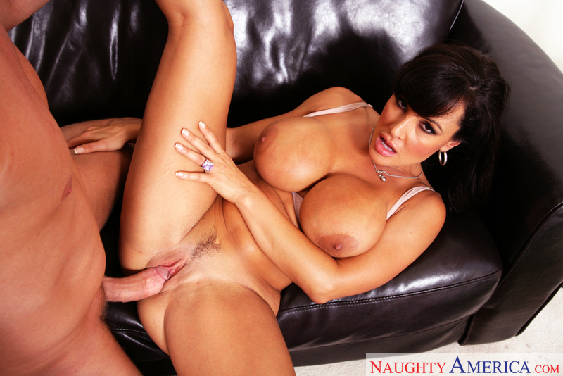 Porn star Lisa Ann having sex